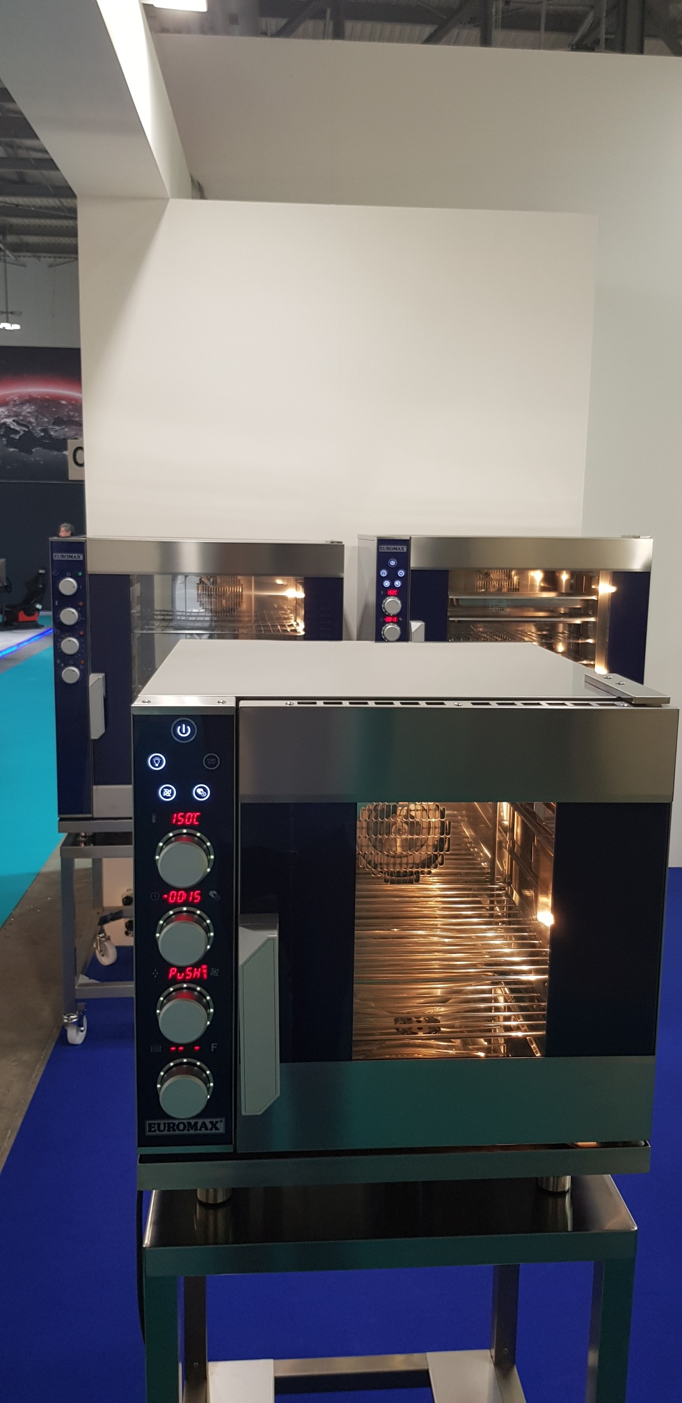 Host 2019 combisteam ovens