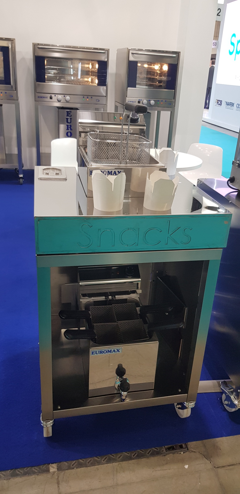 Host 2019 fryer