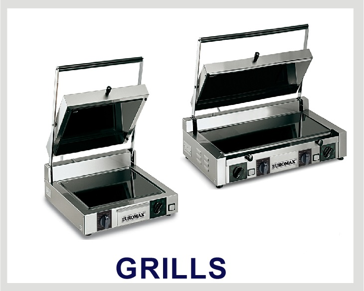 Euromax Grills